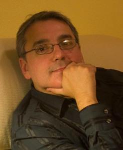 Jorge Taramasco, compositor uruguayo. Foto cortesia de Jorge Molinera, 2008.