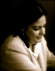 Rima Vargas, compositora costarricense.