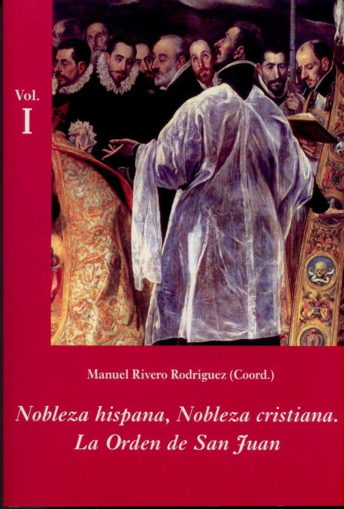 Nobleza hispana, Nobleza cristiana (portada)