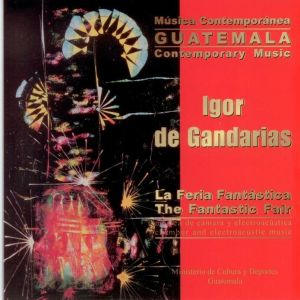 "Portada CD ""La Fiesta Fantástica"""